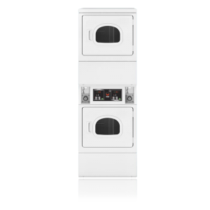 commercial stacked dryer